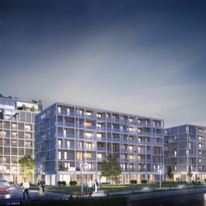 Projet Binckhorst